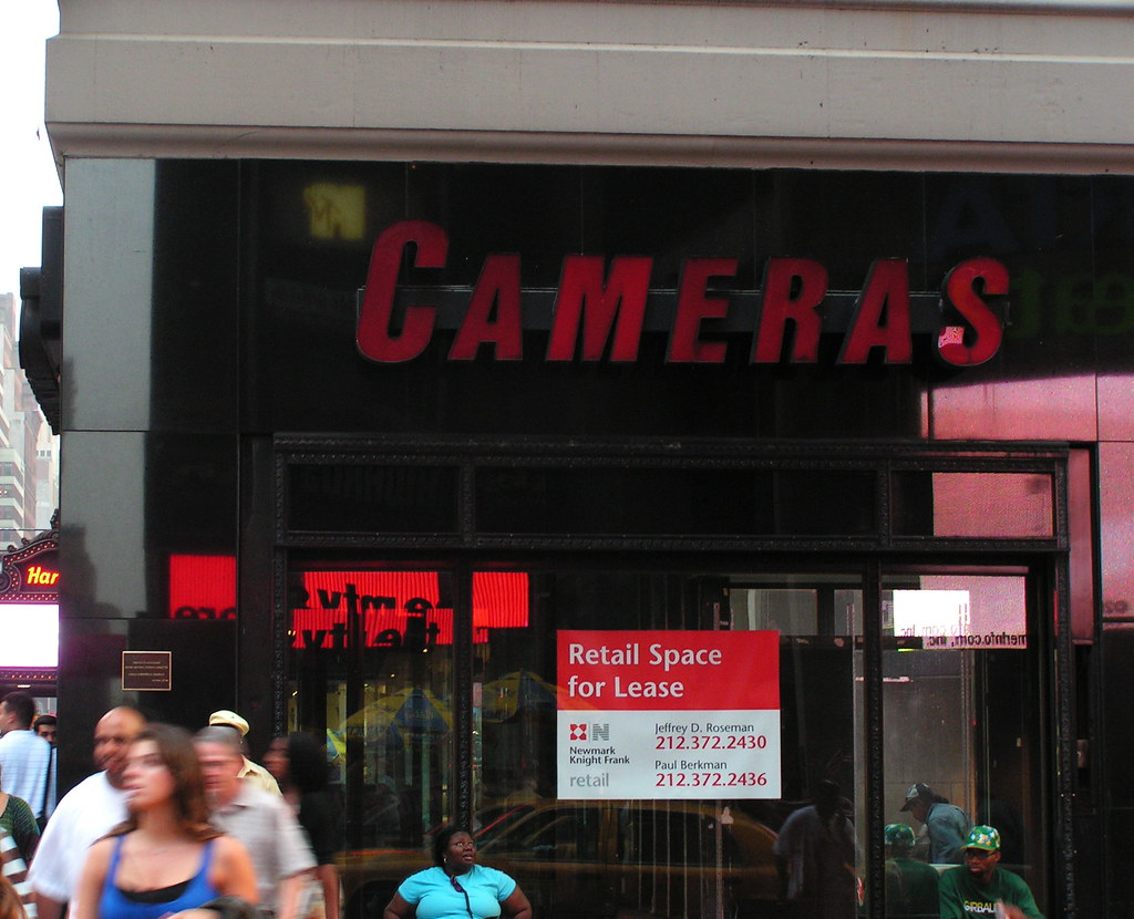 may the next camera store in this spot charge less for memory