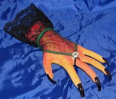Severed hand (again!)