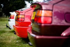 Corrado tails (cybertect) Tags: vw volkswagen northampton unitedkingdom northamptonshire 85mm f2 corrado canoneos5d canonef85mmf18usm