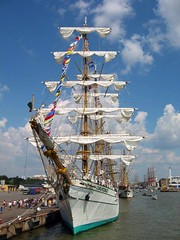 The Tall Ships' Races (Leo-set) Tags: 2003 travel summer vacation finland europe finnland ship turku tech finlandia  finlande soome  finska    thetallshipsraces             finlndi   phinsuyu