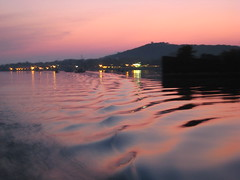 Frankfort heading back to port (plattegal) Tags: family pink friends sunset water mi fun fishing oneofakind lakemichigan frankfort elberta benziecounty abigfave betsiebay ljomi passionatelypinkforthecure ljomicomp18