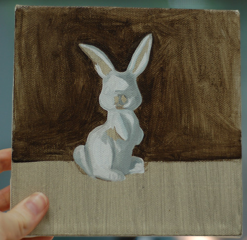 036 - Bunny Painting2
