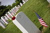 Everett Samples (mlaffler) Tags: rose flag redrose americanflag patriotic fallen arkansas veteran nwa memorialday veterans fayetteville notforgotten northwestarkansas fayettevillear iremember fayettevillenationalcemetery