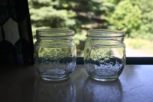 jars, before
