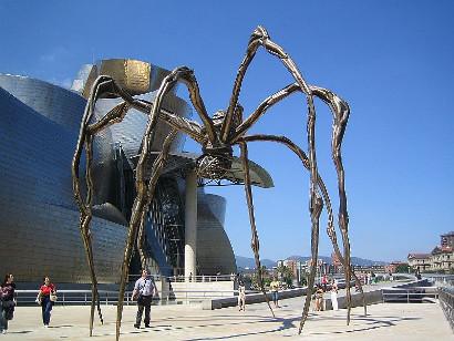 Maman, Bilbao