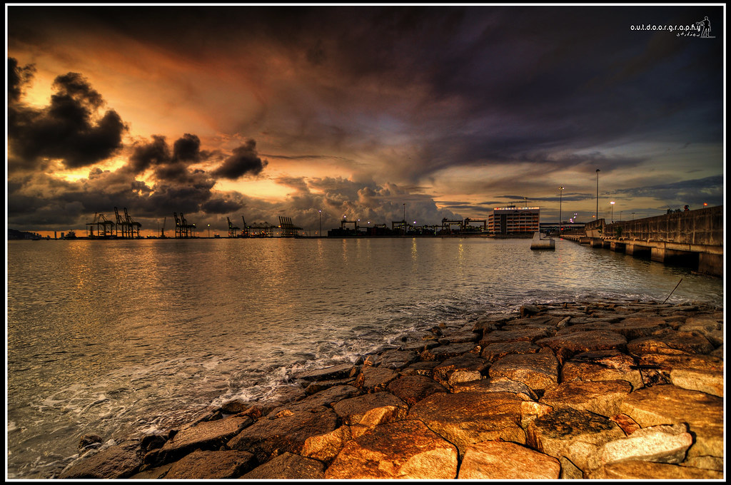 Penang Port | HDR (by Sir Mart Outdoorgraphy™)