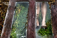 (KateB.) Tags: door grass fairytale corn shoes legs farm hay whimsical