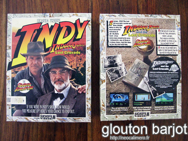 Indy the graphic adventure 01