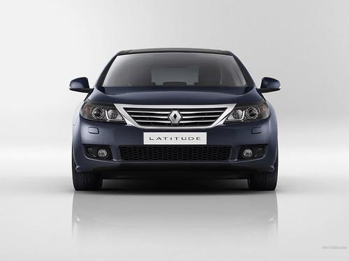 Renault Latitude Resimleri www.arabamodel.com.