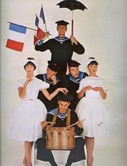 France (sugarpie honeybunch) Tags: france fashion vintage magazine 60s 1960s seventeen
