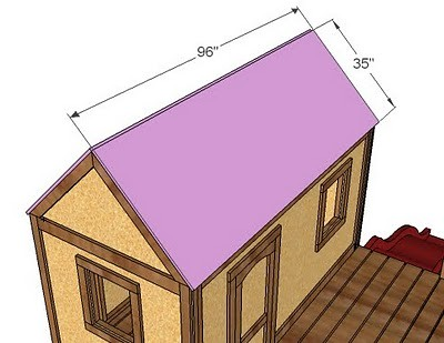 knockoffwood roof playhouse plans 4