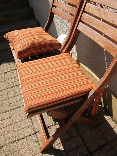 #169 - Patio Chair Cushions