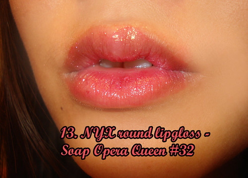 NYX Soap Opera Queen