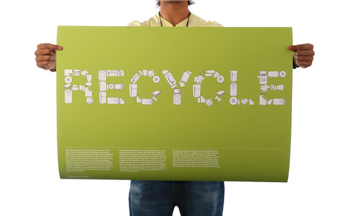 Recycle Poster / Amit Patel