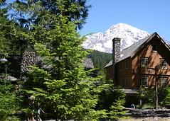Lodge (canon1dfan) Tags: seattle mountain nationalpark mountrainier rainier mthood mountsthelens mtrainier mounthood sthelens