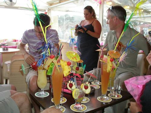 Cocktails, Parga