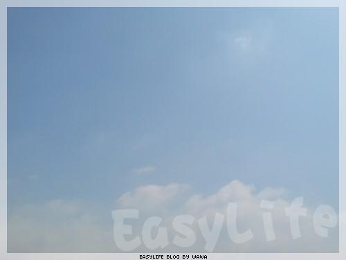 K810i。天空拍攝心得