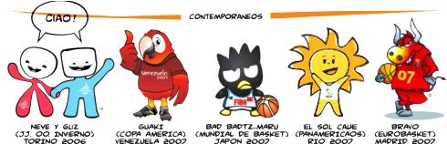 mascotas contemporaneas