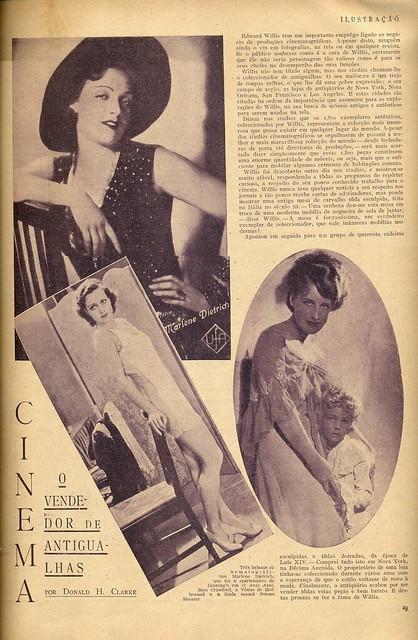 Ilustração, No. 110, July 16, 1930 - 31