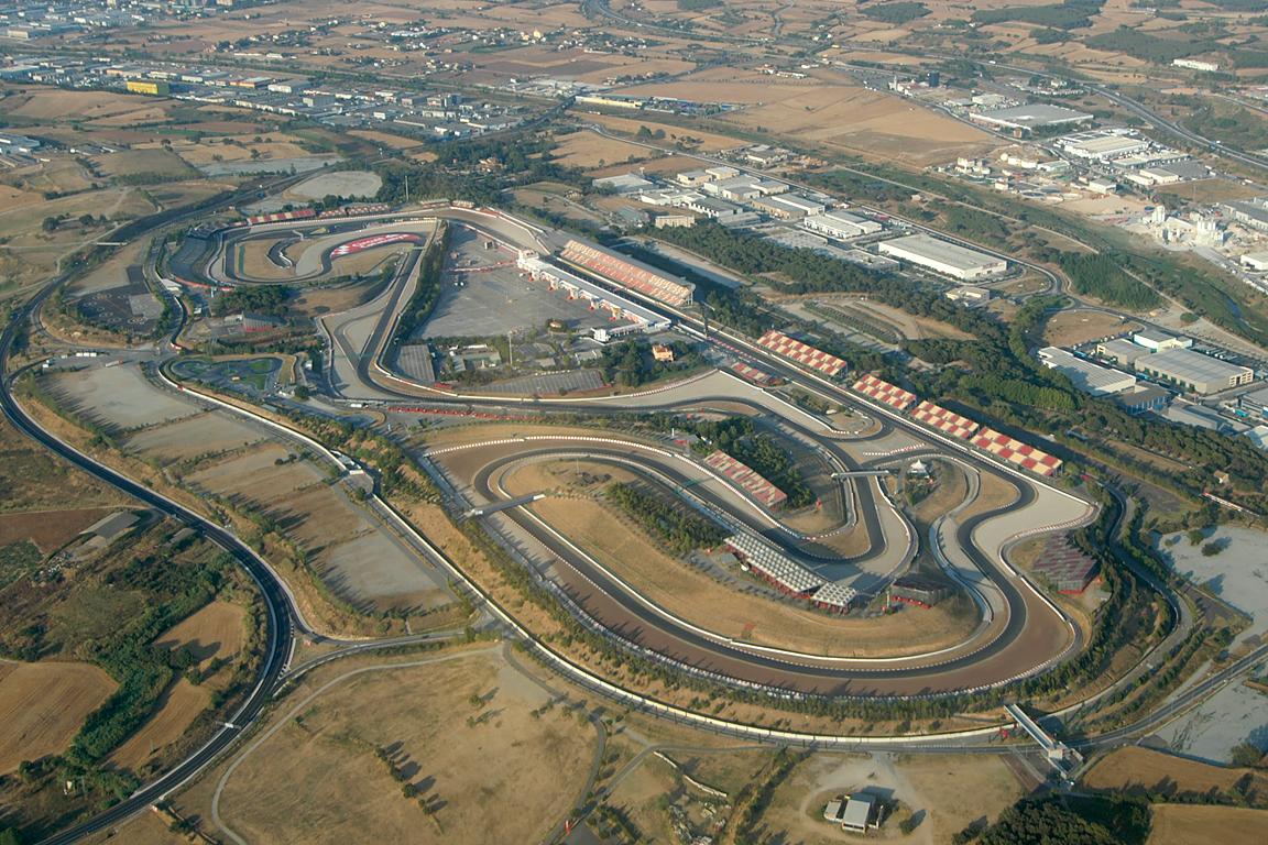 Circuito Montmelo : El circuito de montmeló podría verse afectado por la crisis