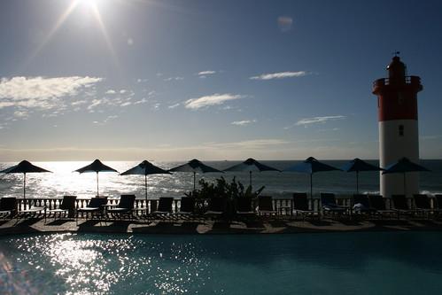 Umghlanga Rocks Hotel Pool