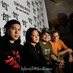 Tempered Mental 5514 (kc kong) Tags: club album ambient liveband launch thecurve laundrybar temperedmental theviewfromhere