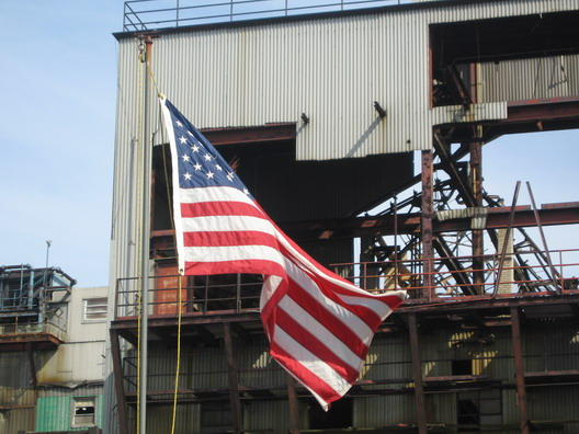 Red Hook Flag
