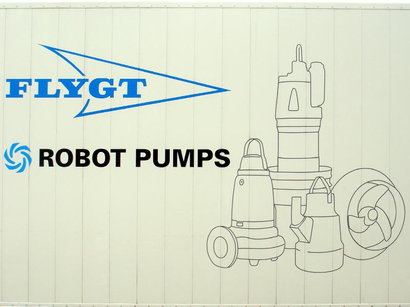 Robot Pumps