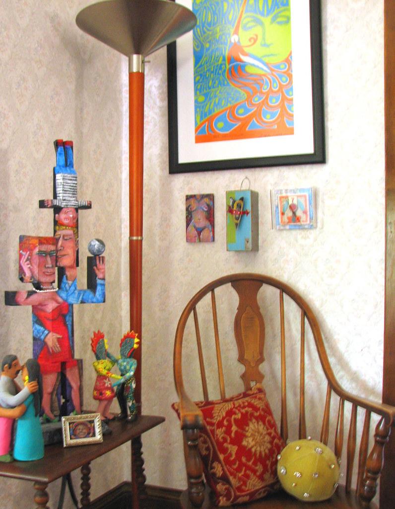 Color corner