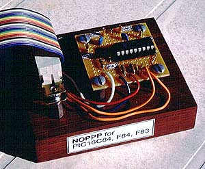 NOPPP, the No-Parts PIC Programmer