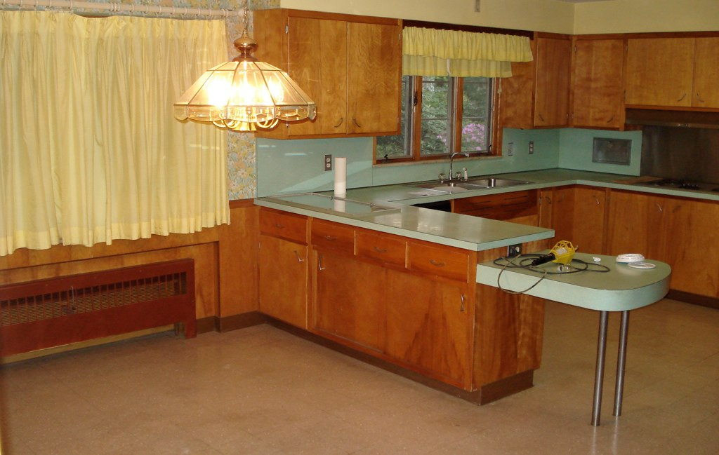 Preferred Restoring & Updating a Vintage 1950s Kitchen - Kitchen Consumer  BQ59