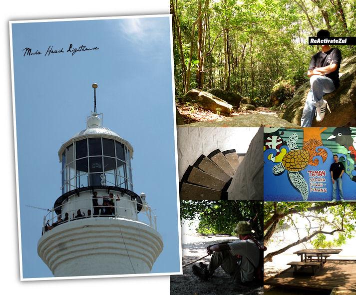 Taman Negara Pulau Pinang & Muka Head