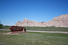 The Badlands Visitors Center