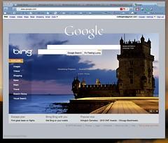 I love my new Google background image
