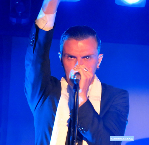 HURTS, live at Dingwalls