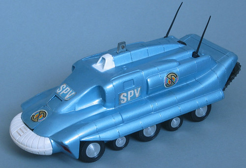 Dinky Spectrum Pursuit Vehicle