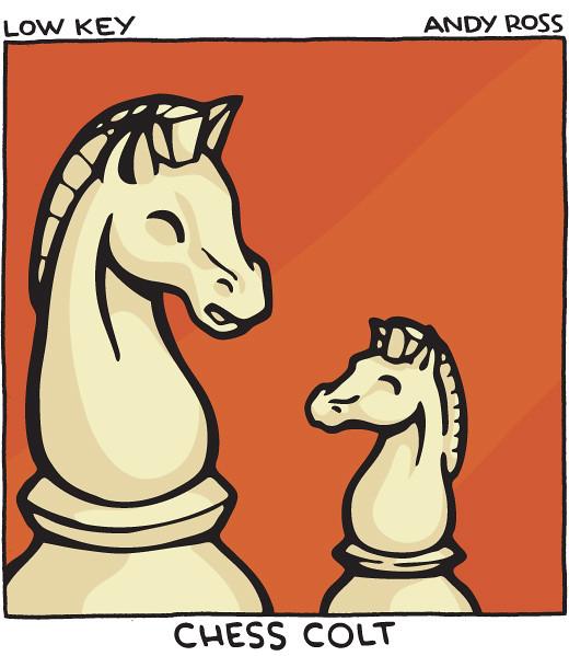 Chess Colt