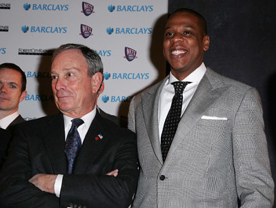 Jay-Z & Mayor Mike