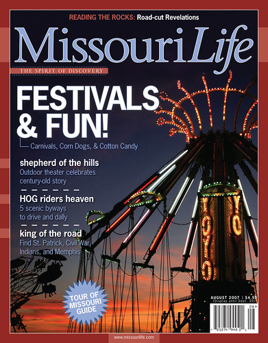 Missouri Life Magazine 7.12.2007