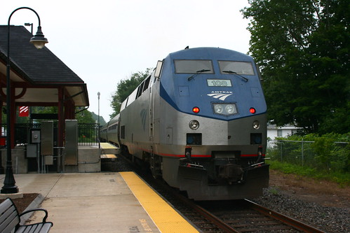 Amtrak Philadelphia-Reading Service