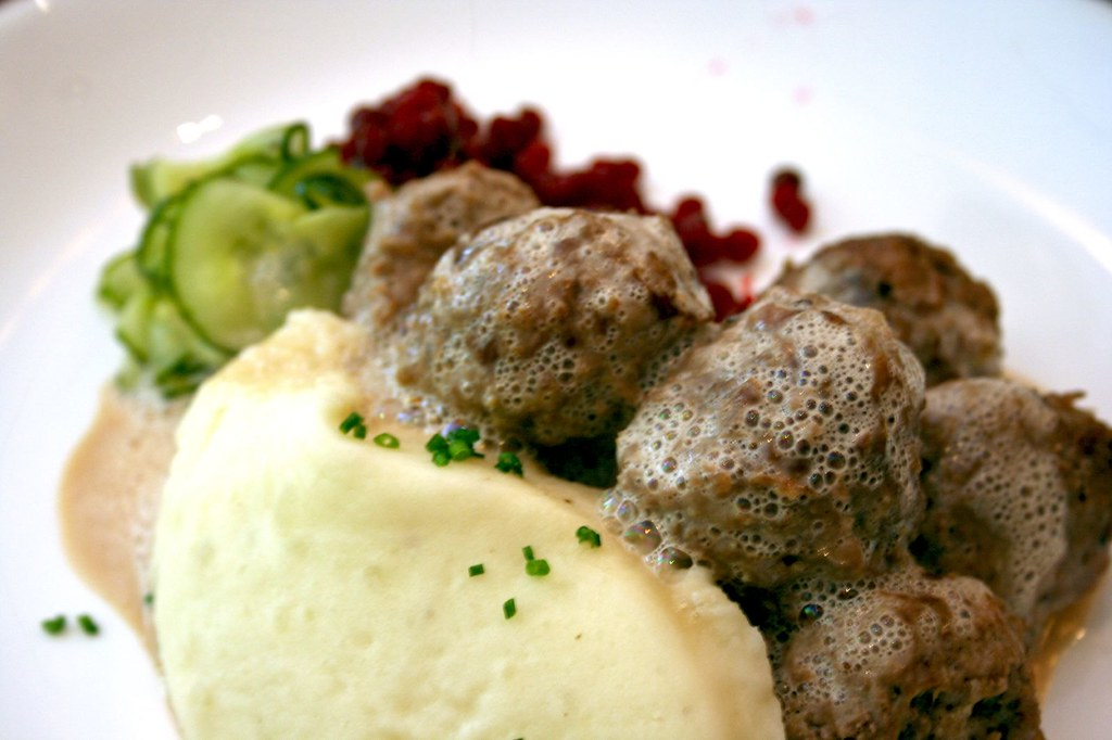 My Swedish Meatballs