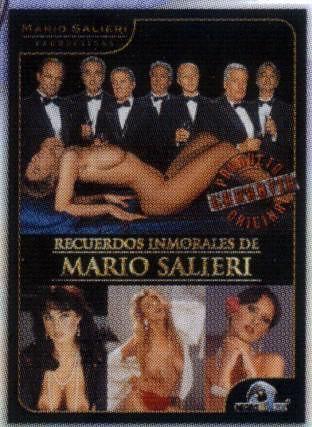 Para Los Amantes Del Buen Porno Las Obras Cumbres De Mario Salieri