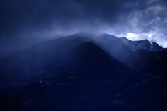 blauer Regen - by Florian Seiffert (F*)