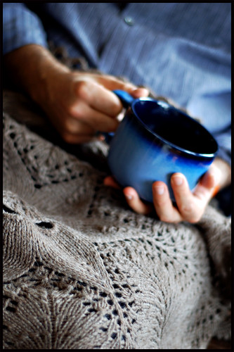 Brooklyn Tweed Hemlock Ring Blanket