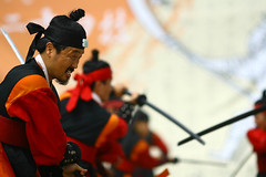 battleline (Derekwin) Tags: fight martial arts martialarts korea derek sword combat southkorea winchester weapons hwaseong suwon katanna hwaseonghaegung derekwin 24maritalarts southkoreakorean derekwinchester  baekukjin