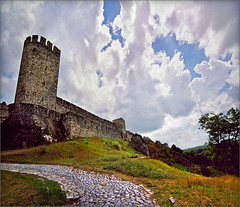 Kalemegdan fortress (Katarina 2353) Tags: park old city tower history film wall photography town nikon europe flickr image roman fort serbia keep belgrade grad fortress beograd stari srbija kalemegdan castrum umadija katarinastefanovic katarina2353