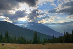 Post Storm Sunrays 2 - by Scott Ingram Photography