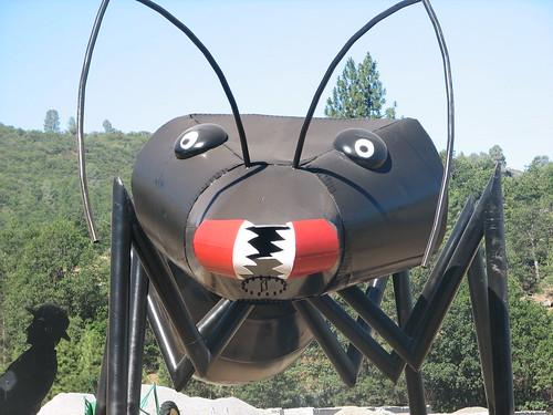 Giant Ant!