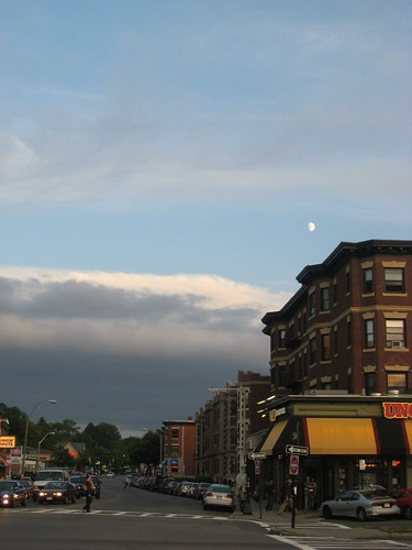 Moon Over Allston