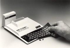 ZX80.1 (Rick Dickinson) Tags: tv sinclair zx81 sinclairzx81 zx80 pockettv rickdickinson sinclairzx80